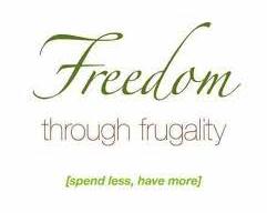 Free book: <i>Freedom Through Frugality</i>