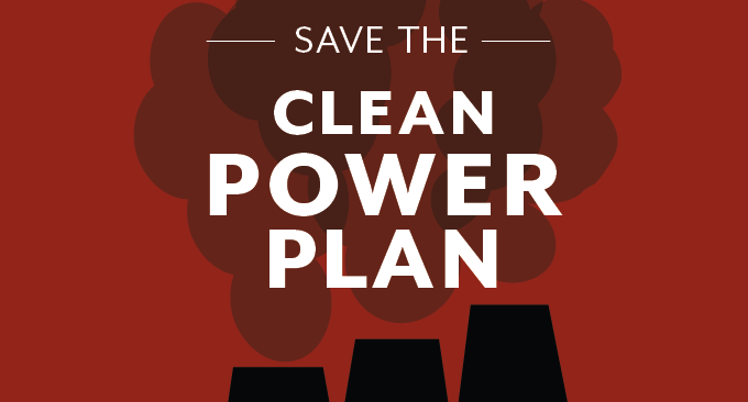 Save the Clean Power Plan