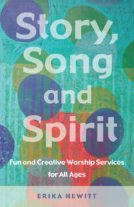 Book cover for Story, Song, and Spirit