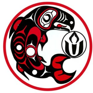 design of Lummi salmon and UU chalice above was created by Bruce Pierre, an enrolled Lummi Tribal Member and a descendant of Tlingit/Haida, especially for this event.