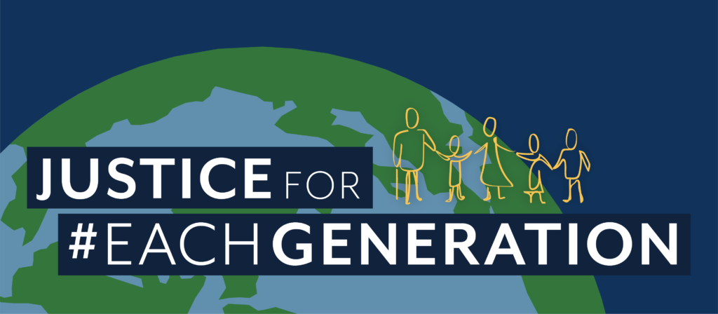 Justice for #EachGeneration Campaign
